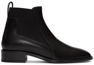 Christian Louboutin Black Marmada Chelsea Boots