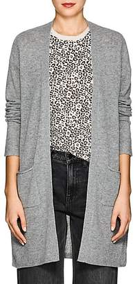 ATM Anthony Thomas Melillo Women's Cashmere Open-Front Cardigan - Gray