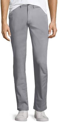 Ben Sherman Flat-Front Slim-Leg Chino Pants