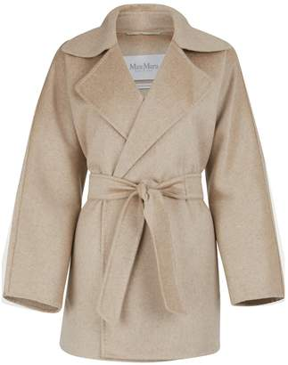 Max Mara Matera cashmere trench coat