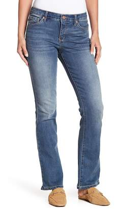 MIRACLE JEAN Desire Micro Bootcut Jeans