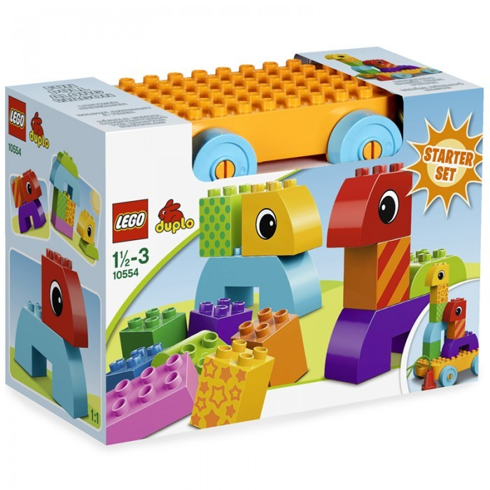 Lego Duplo Build & Pull Along