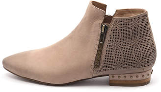 Django & Juliette Verona Latte Boots Womens Shoes Casual Ankle Boots