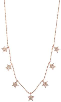 Wild Hearts - Stardust Necklace Rose Gold