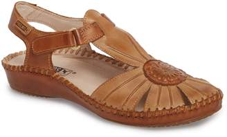PIKOLINOS 'P. Vallerta' Leather Flat
