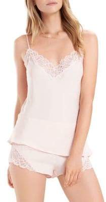 Josie Lace Pajama Set