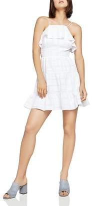 BCBGeneration Tiered Striped Dress