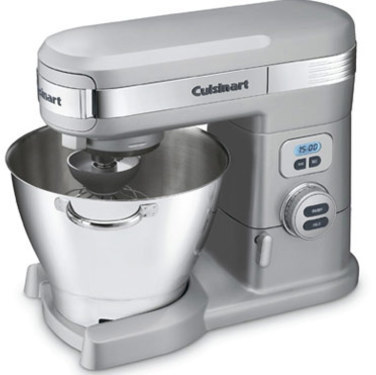 Cuisinart 7-qt. Stand Mixer, Brushed Stainless