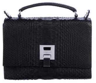 Michael Kors Embossed Satchel Bag