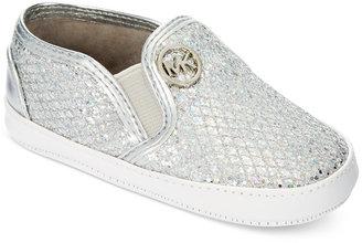 Michael Kors Baby Girls' Ivy Eileen Slip-On Sneakers $39 thestylecure.com