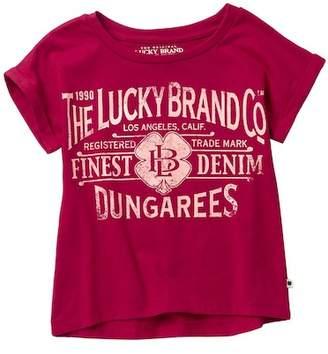 Lucky Brand Marla Tee (Little Girls)