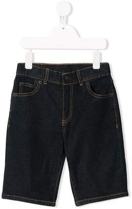 Kenzo classic denim shorts