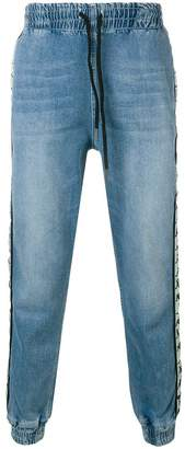 Kappa branded Brent trousers