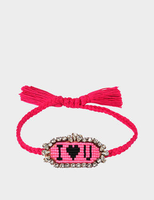 Shourouk I Love You Bracelet
