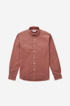 Saturdays NYC Reed Solid Dress Shirt