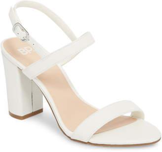 110b933d58e BP Lula Block Heel Slingback Sandal