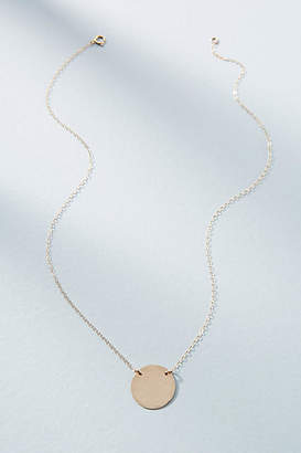 Hello Adorn Supermoon Pendant Necklace
