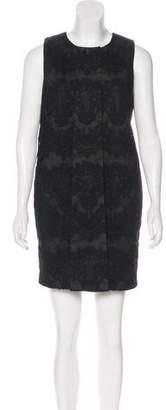 Robert Rodriguez Sleeveless Lace Dress