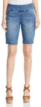 Jag Jeans Ainsley Bermuda Shorts in Weathered Blue