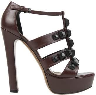 Alaia Leather heels