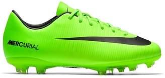 Nike Jr.Mercurial Vapor XI Soccer Cleats (10.5C)