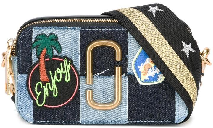 Marc JacobsMarc Jacobs small 'Snapshot' camera bag