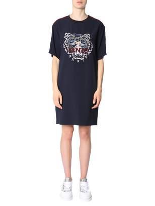 Kenzo Short Sleeve Dress