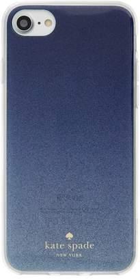 Kate Spade glitter ombre iPhone 7/8 & 7/8 Plus case