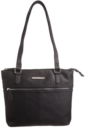 Stone Mountain USA Butter Leather Tote Bag