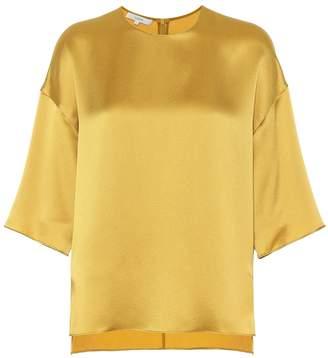 Vince Silk satin blouse