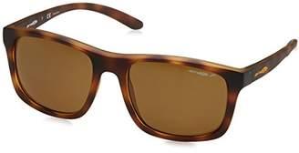 Arnette Men's Complementary Polarized Square Sunglasses