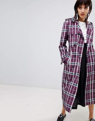 Asos Design DESIGN mac in contrast check