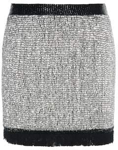 Tom Ford Embellished silk skirt