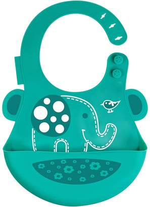 Marcus Collection & Elephant Silicone Bib
