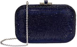 Judith Leiber Crystal Box Clutch
