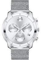 Movado Mens Bold Thin Chronograph Watch 3600371