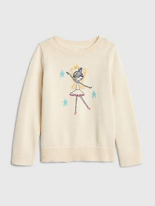 Gap Dancer Pullover Sweater