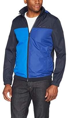 Armani Exchange A|X Men's Color Block Sportswear Jacket