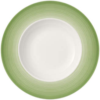 Villeroy & Boch Colouful Life Green Apple Pasta Plate 11.75 in