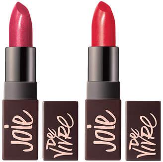 Laura Mercier 0.12Oz Joie Duo - Velour Lovers Lip Colour