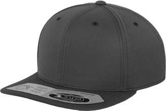 9195b97faae Flexfit Yupoong Unisex 110 Plain Fitted Snapback Cap
