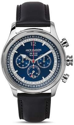Jack Mason Nautical Chrono Watch, 42mm