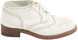 Dries Van Noten Leather boots