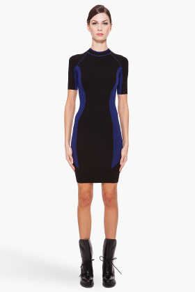 ALEXANDER WANG Merino Stretch Dress