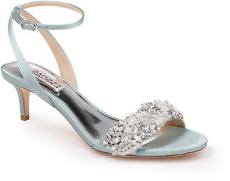 b452a63f561 Badgley Mischka Blue Evening Shoes - ShopStyle