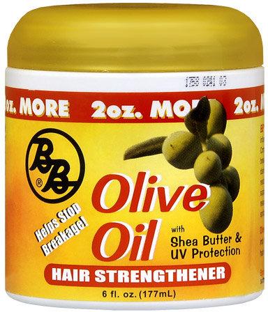 BB Olive Oil Hair Strengthener