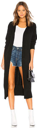 Lovers + Friends Cardigan With Banded Hem