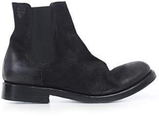 The Last Conspiracy Worn-effect Ankle Boots