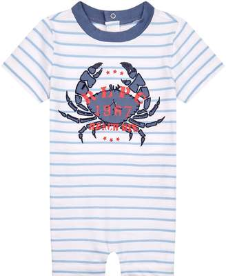 Polo Ralph Lauren Crab Stripe Playsuit