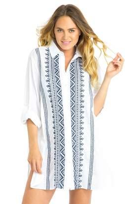 Sunseeker Embroidered Peru Shirt